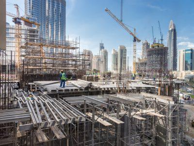 sky scraper construction quality assurance